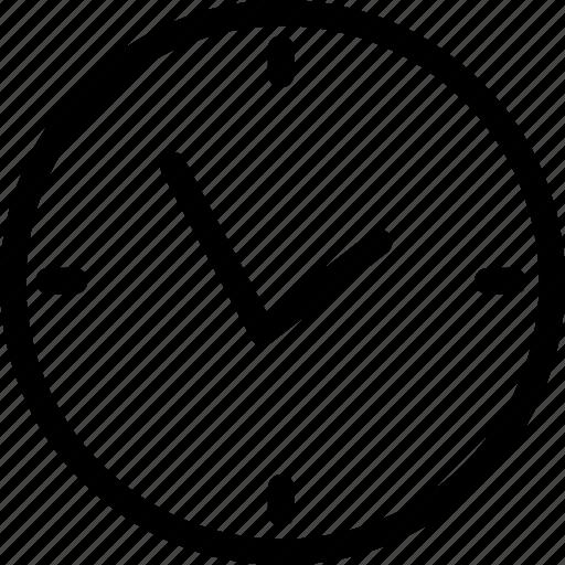 clock, optimization, time icon