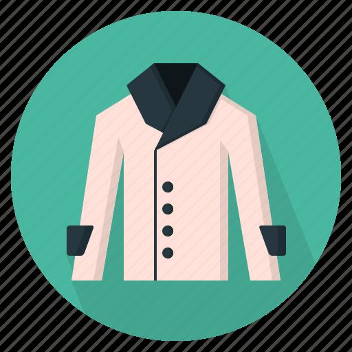 clothing, coat, woman, women icon