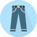 clothing, man, men, pants icon