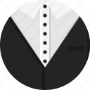 clothing, man, men, suit icon