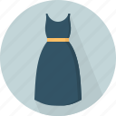 cloth, clothing, dress, suit, wmen, woman icon