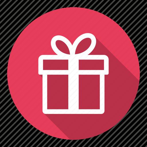 birthday, box, christmas, gift, holiday, present, xmas icon