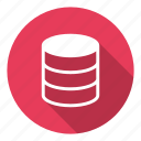 data, database, network, server, sql, storage icon