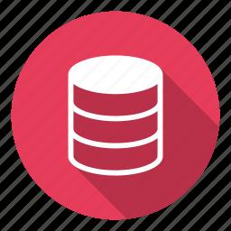 data, database, network, server, sql, storage icon