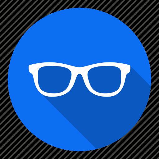 eye, eyeglasses, eyewear, glasses, look, sunglasses, view icon