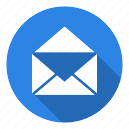 email, envelope, letter, mail, message, messages, open email icon
