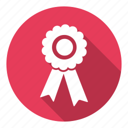 achievement, award, badge, medal, prize, trademark, winner icon