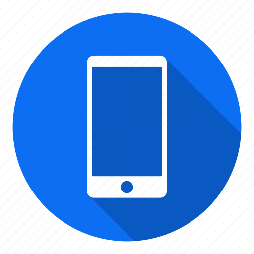 Phone, apple, device, iphone, mobile, smartphone, android icon - Download on Iconfinder