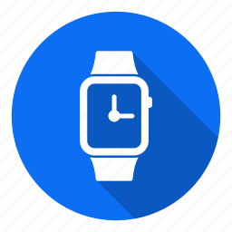 alarm, apple, clock, iwatch, smart, time, wrist icon