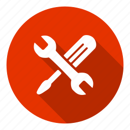 control, instrument, repair, service, setting, tools, wrench icon