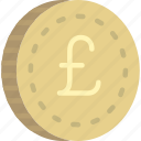 cash, coin, currency icon