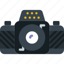 camera, photo, photography icon