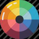 color, paint, pantone icon