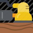 construction, sander, tool icon