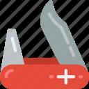 knife, repair, tool icon