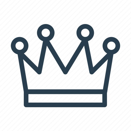 corona, crown, empire, imperial, king, queen, tiara icon