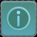 app, info, mobile, smartphone icon