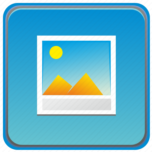 app, mobile, photo, smartphone, view icon