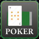 app, game, mobile, poker icon