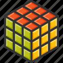 creative, cube, problem, rubik, rubik's, solve