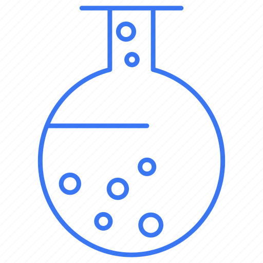 beaker, chemical, flask, lab icon
