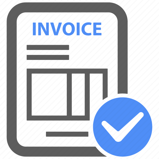 Bill, check, credit, ecommerce, invoice, payment, receipt ...