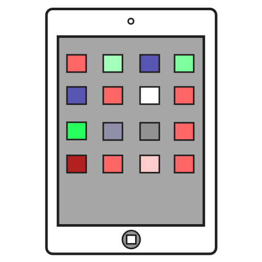 gadget, ipad, smart tablet, tablet icon