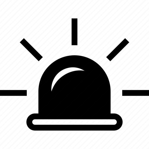 Alarm, beacon, emergency, help, light icon - Download on Iconfinder