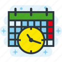 calendar, clock, event, gantt, planning, schedule, time