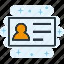 adresscard, card, client, club, id, identification