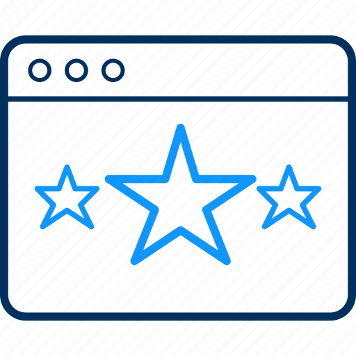 rate, rating, star, web, website icon