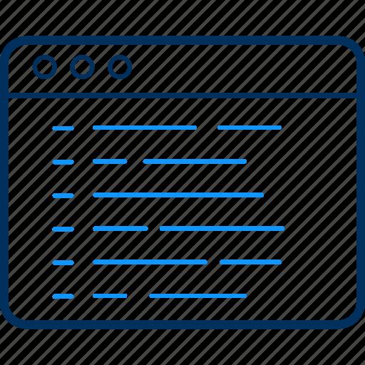 Coding, language, code, design, development, programming icon - Download on Iconfinder