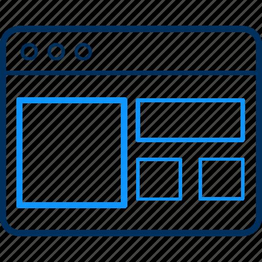 design, details, document, file, page, web, website icon