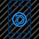.device, mobile icon