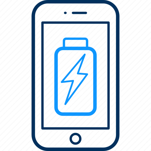 battery, charging, electricity, energy, level, power icon