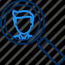 search, male