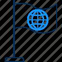 world, flag