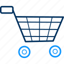 cart, trolley icon