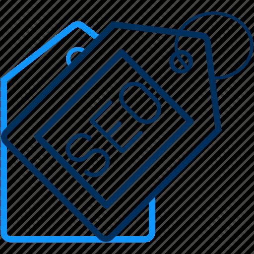 lable, marketing, optimization, seo, tag icon