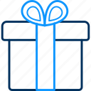 celebration, gift, party, present icon