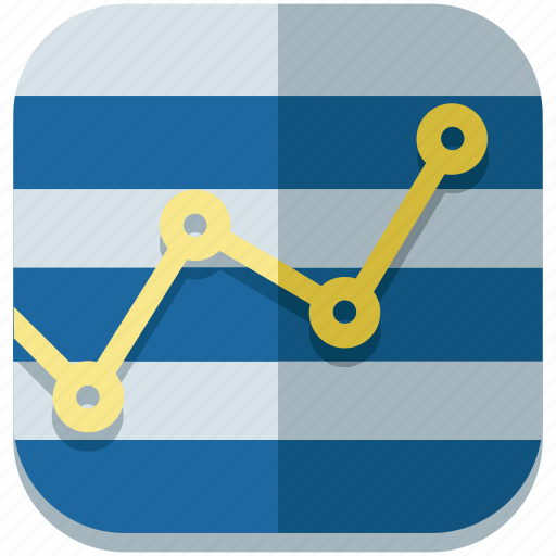 chart, graph, presentation, progress, results, statistics, stats icon