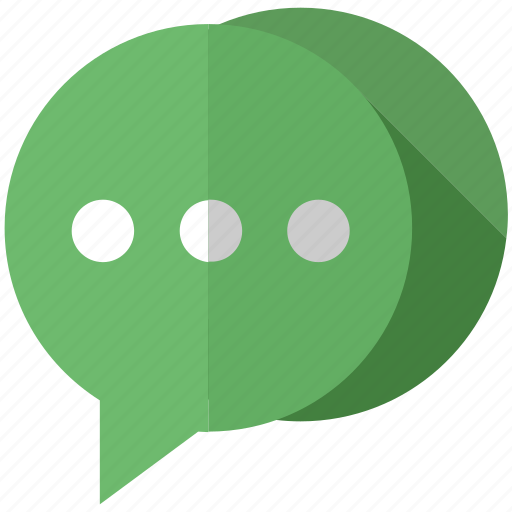 bubble, chat, chatting, comment, message, thinking, typing icon