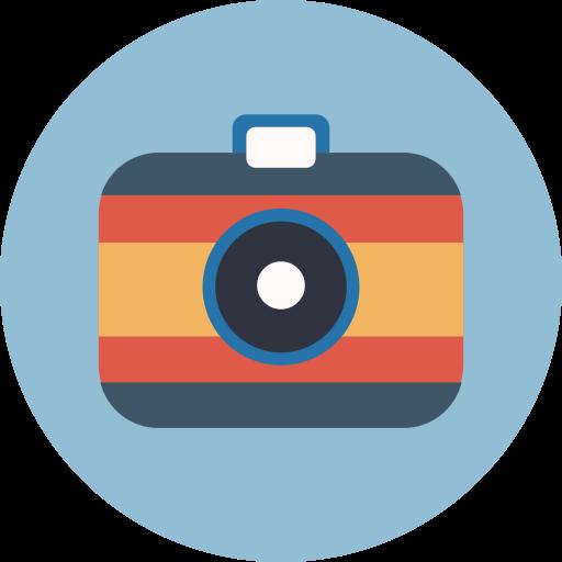 camera, digital camera, photography, picture icon
