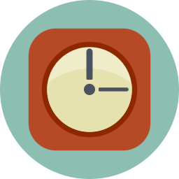 alarm, clock, hour, time, waker icon