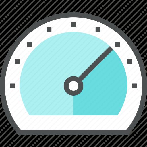 dashboard, gauge, speed, speedometer, test speed icon