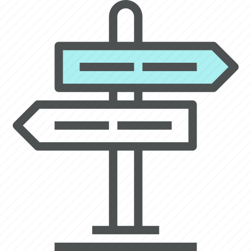climbing, cross, crossroad, road icon