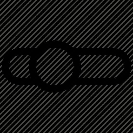 custom, ⦁ off, ⦁ toggleicon icon