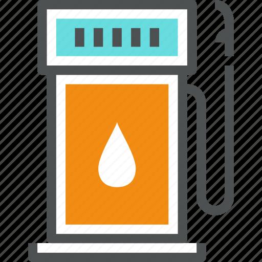 fuel, gas, gas station, gasoline, petroleum icon