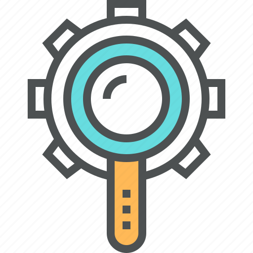 find, look, magnifier, search, search engine, zoom icon