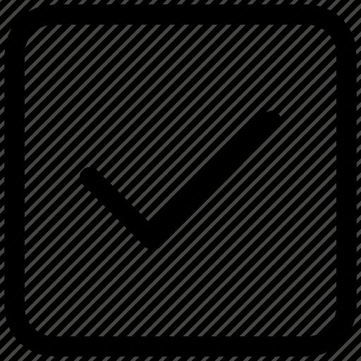 accept, ⦁ check, ⦁ success, ⦁ tick, ⦁ yesicon icon